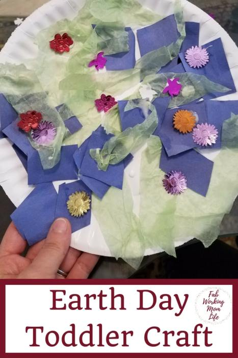 Earth Day Toddler and Preschooler Crafts