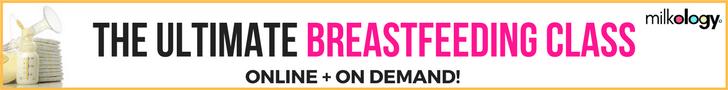 Milkology Ultimate Breastfeeding Class