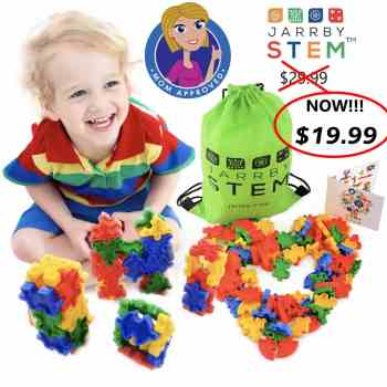 Jarrby STEM toys for Toddlers