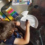 Mess-Free Toddler Crafts for Summer