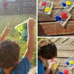 Mess-Free Sensory Science Color Activity for Toddlers