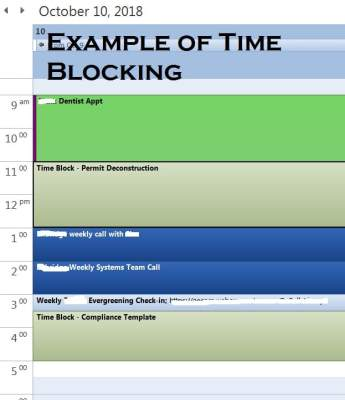 How to Avoid Multitasking and Use Time Blocking to Boost your