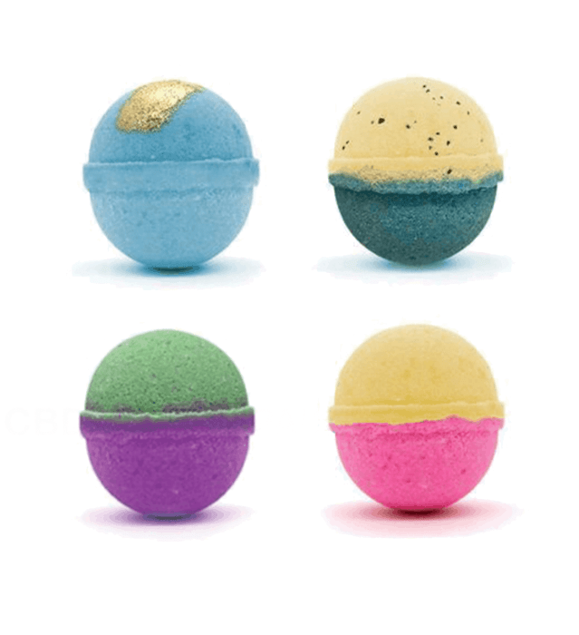 WarfighterHemp -BathBombs