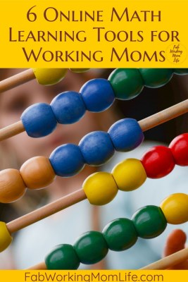 6 Online Math Learning Tools for Working Mothers