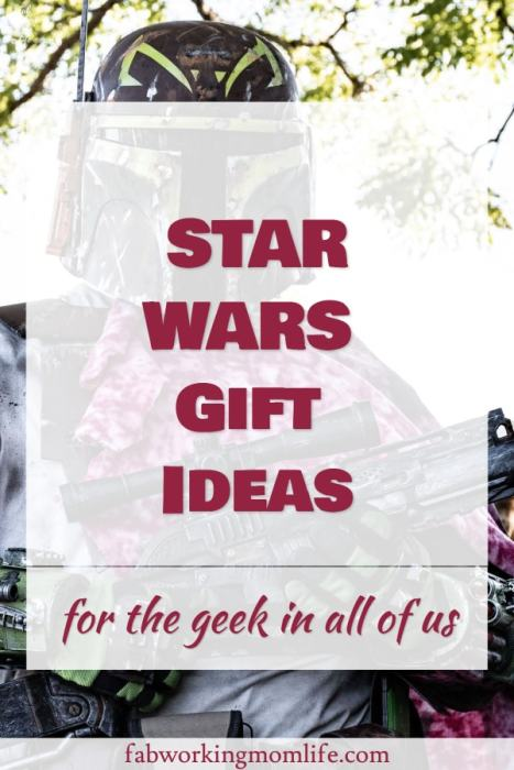 Star Wars gift ideas for the geek in all of us