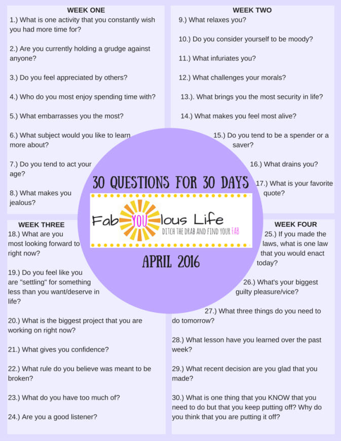 Copy of 31 Questions for 31 Days April (1)