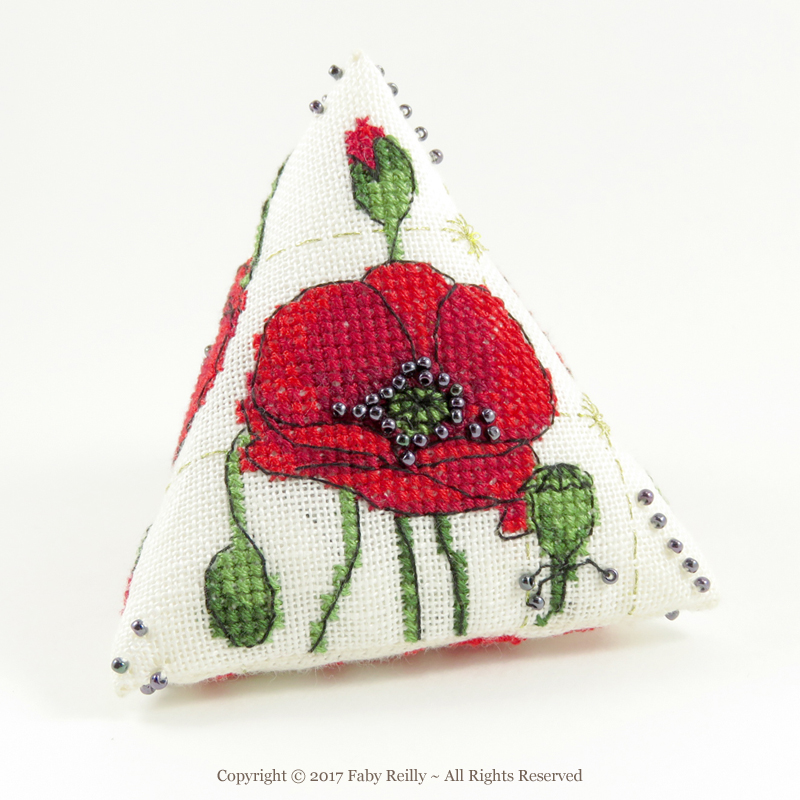 Poppy Humbug - Faby Reilly Designs