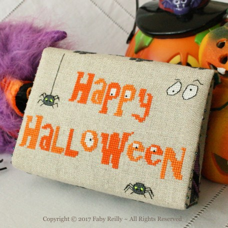 Halloween Purse – Faby Reilly Designs