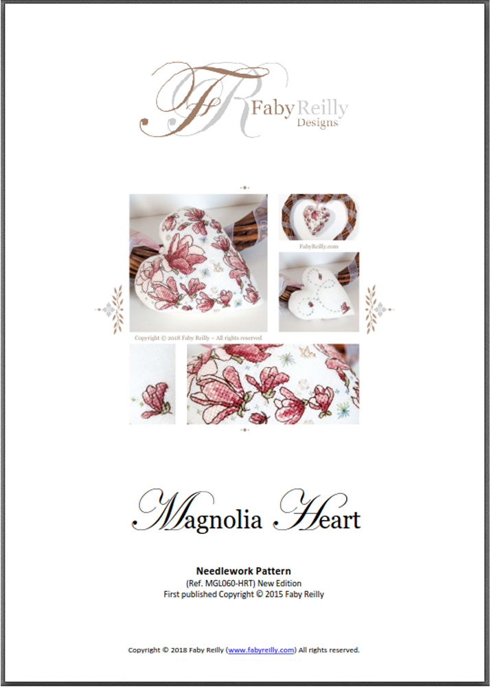 Magnolia Heart - Chart Cover