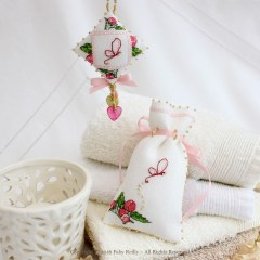 Apple Blossom Sachet