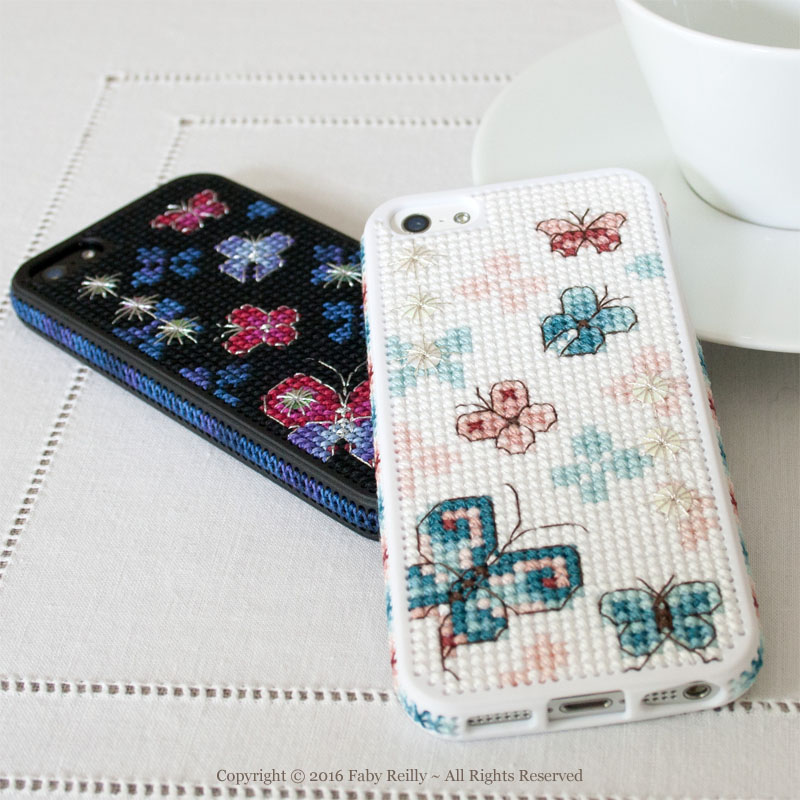 Butterfly Phone Cases for iPhone 5