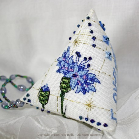 Cornflower Humbug – Faby Reilly Designs