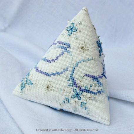 Frosty Snowflake Humbug