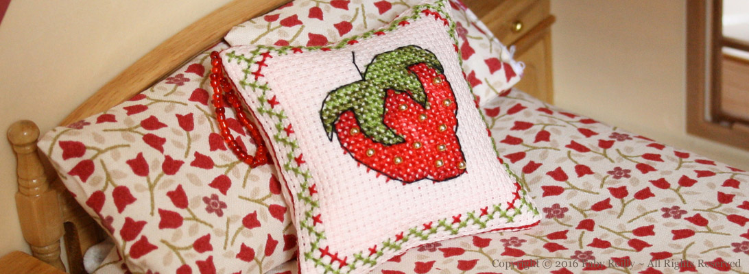 Strawberry Pincushion