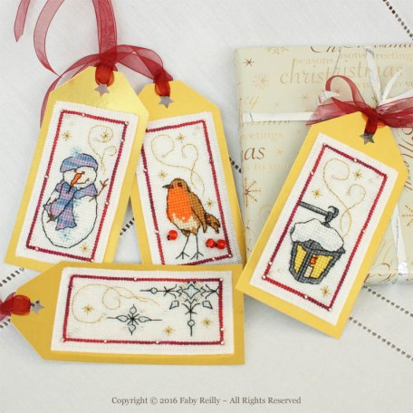 Christmas Tags (Frost and Snow Series)