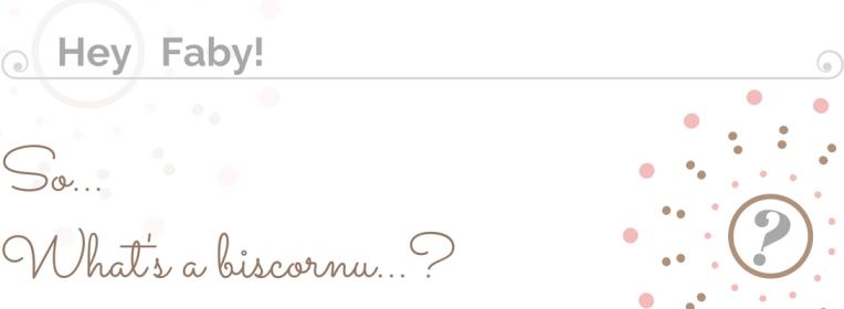 What's a biscornu?