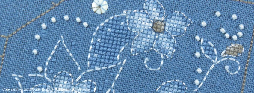 Flora SAL (stitch-along)
