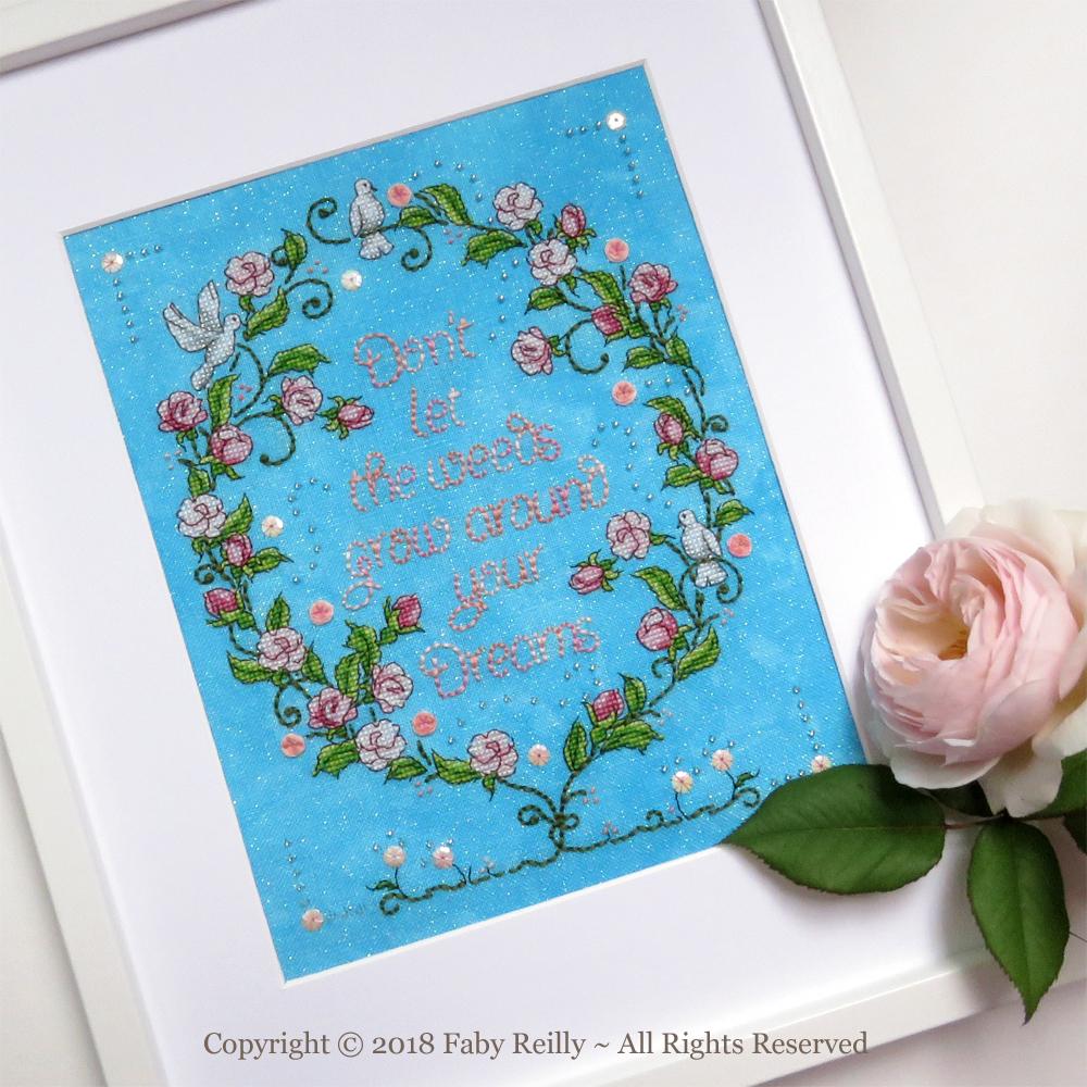 Dreams - Faby Reilly Designs