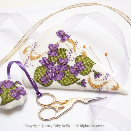 Violet Scissor Case - Faby Reilly Designs