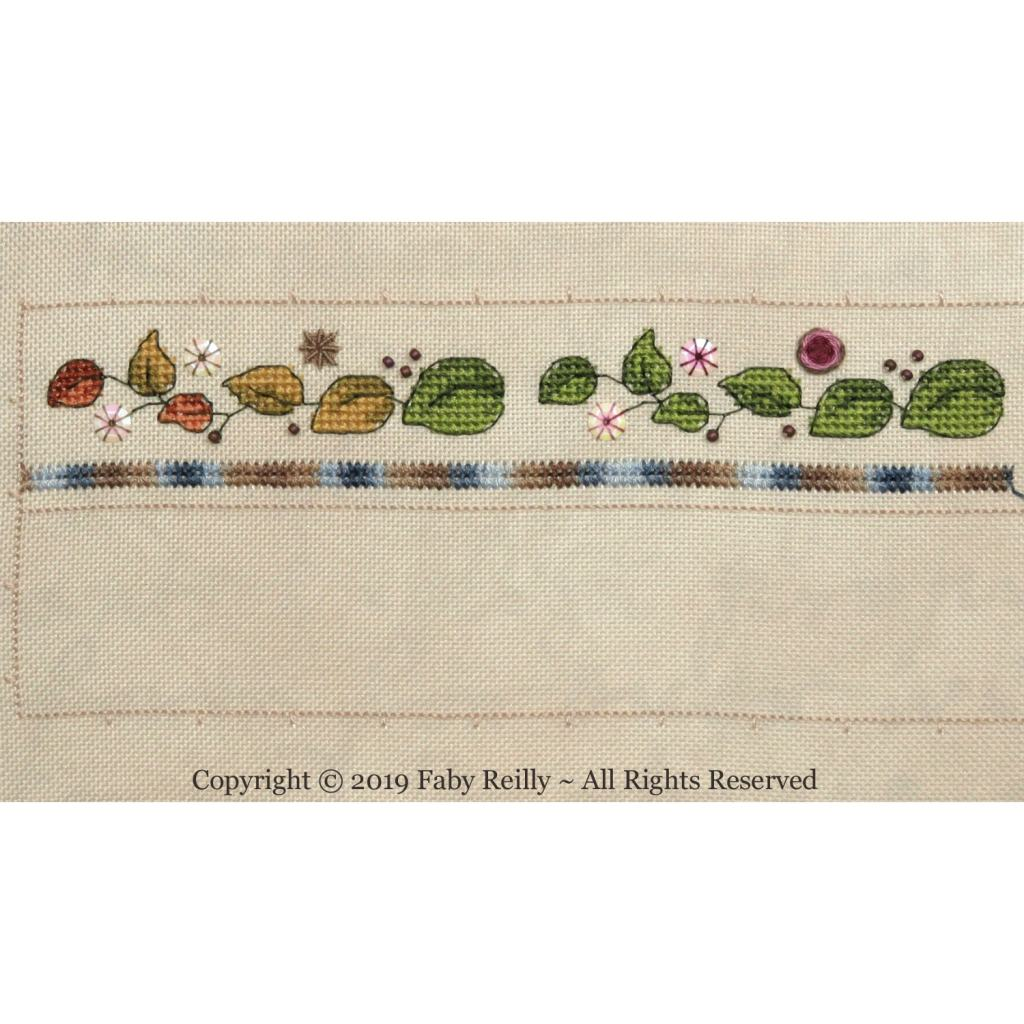 SAL Zoé Partie 7 - Faby Reilly Designs
