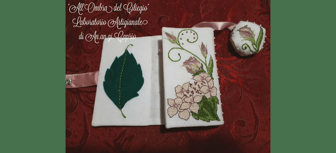 Lizzie Wallet - stitched by Antonietta (www.instagram.com/all_ombra_del_ciliegio_)