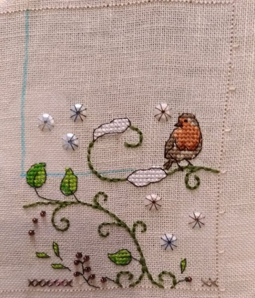 stitched by Aneta