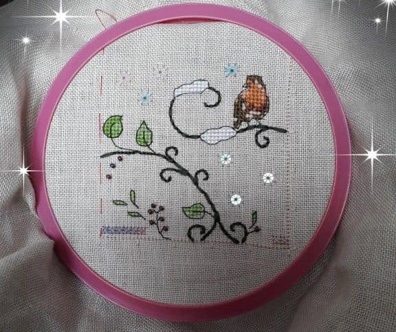 stitched by Marie-Laure