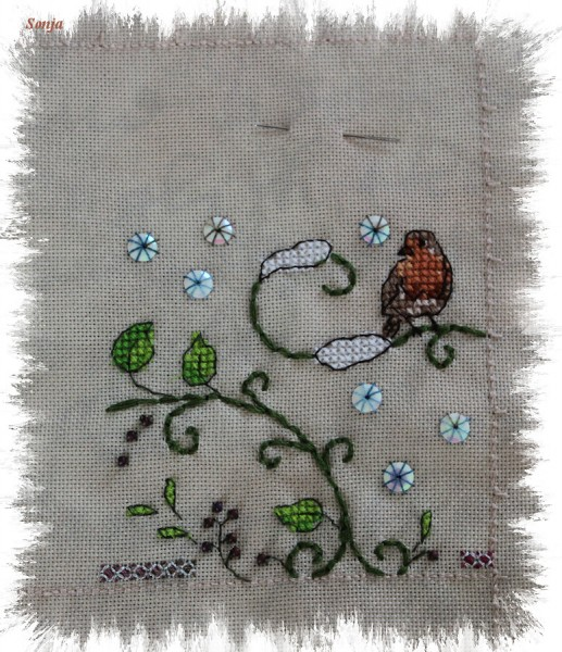 stitched by Sonja