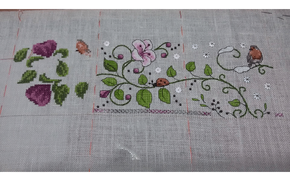 stitched by Betty
