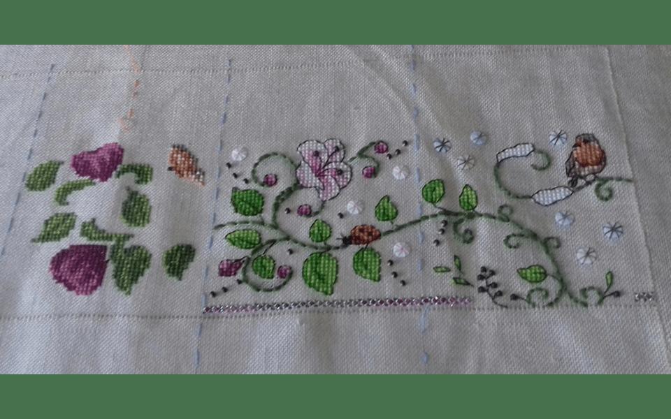 stitched by Monique