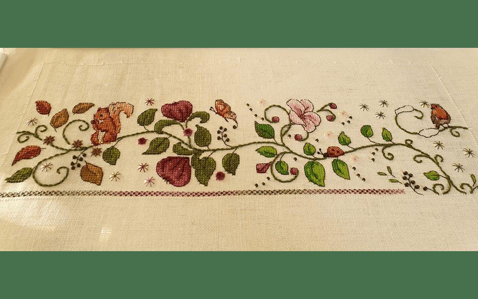 Stitched by Eva
