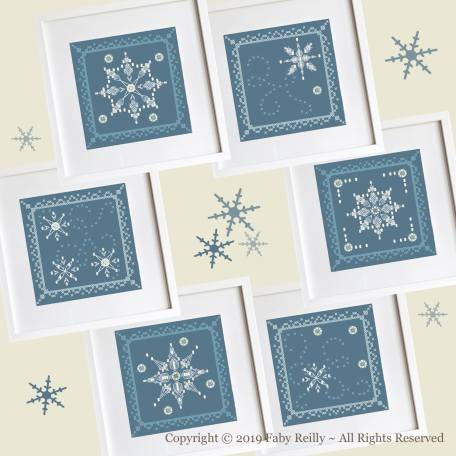 Mini Frames Let it Snow – Faby Reilly Designs