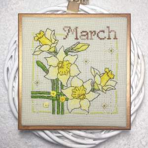 Anthea SAL - March - Faby Reilly Designs