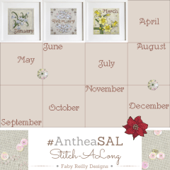 Anthea SAL - Faby Reilly Designs