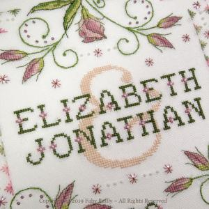 Lizzie Wedding Sampler