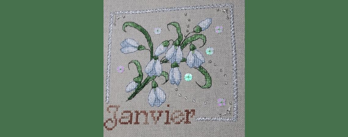 stitched by Christine