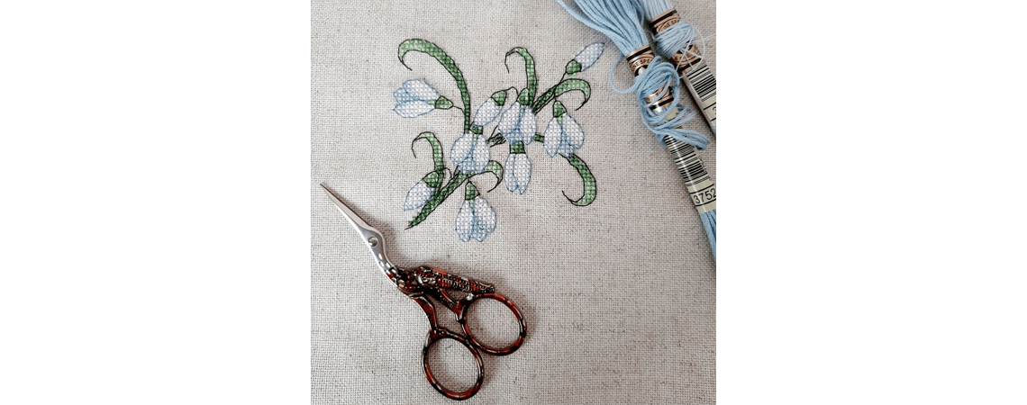 stitched by Irene