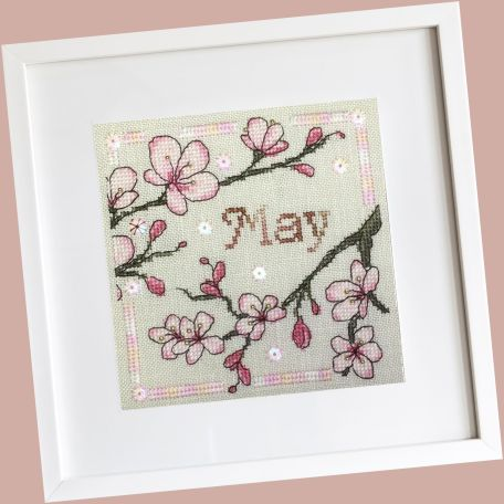Anthea Calendar - May - Faby Reilly Designs