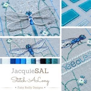 Jacquie SAL • Magic Needlebook