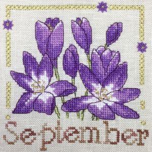 Anthea Calendar • September