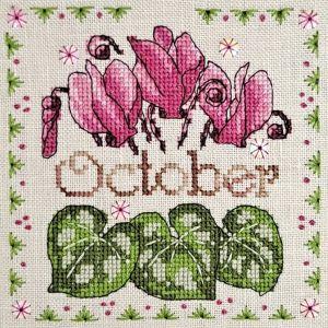 Anthea Calendar • October