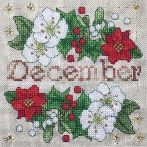 Anthea Calendar • December