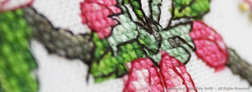 Apple Blossom ORT Bag