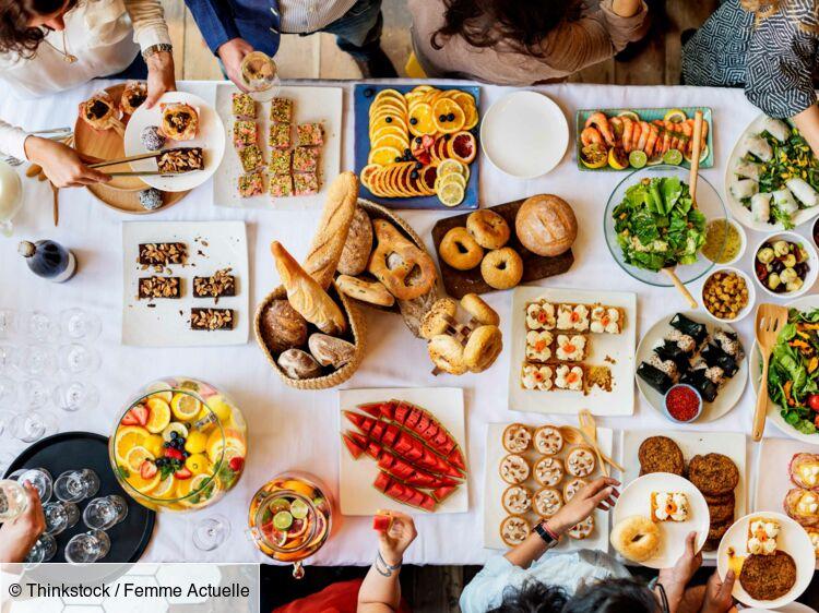 buffet froid nos recettes d ete