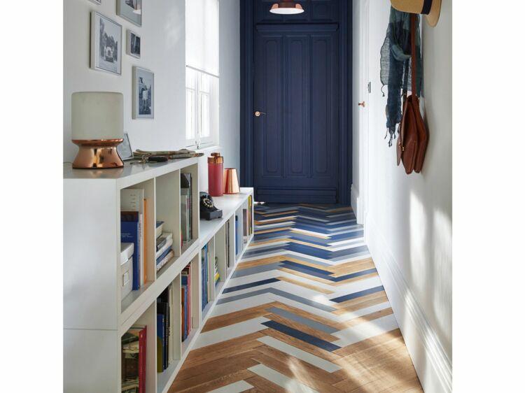 amenager et decorer un couloir nos astuces tricher pour agrandir visuellement un couloir femme actuelle le mag