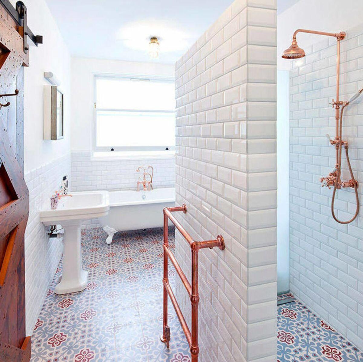 carreler une salle de bains