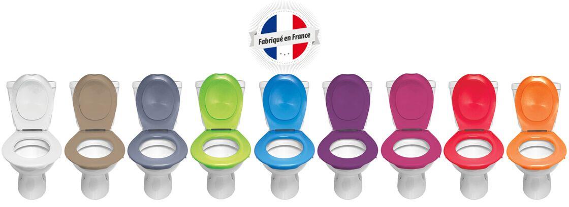 Amovible Et Coloree Une Lunette De Toilettes Hygienique Et Made In France Femme Actuelle Le Mag