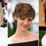 10 Coupes Et Coiffures Pour Cheveux Courts Qui Amincissent Femme Actuelle Le Mag