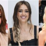 20 Idees De Coupes Et Coiffures Pour Visage Ovale Femme Actuelle Le Mag