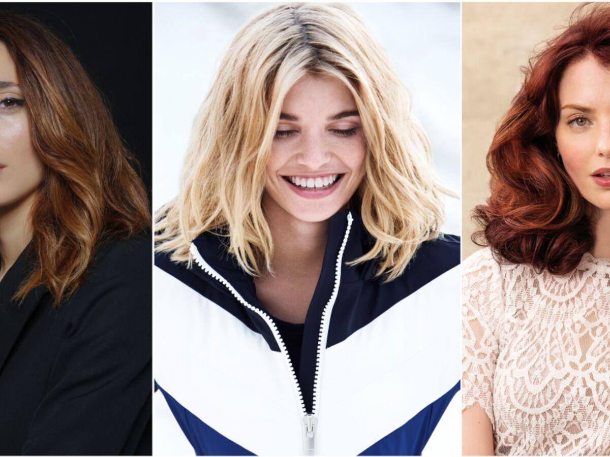 femme actuelle coupes de cheveux mi longs 2019 nos idees canons a adopter